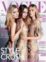 Vogue Magazine [United Kingdom] (April 2015)