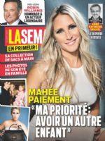 LA Semaine Magazine [Canada] (22 August 2014)