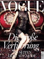 Vogue Magazine [Germany] (September 2011)
