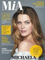 Mia Magazine [Slovakia] (April 2016)