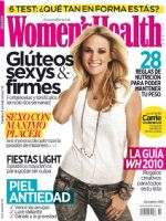 Women's Health Magazine [Mexico] (December 2010)