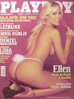 Playboy Magazine [Croatia] (December 2002)