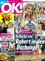 OK! Magazine [Germany] (25 November 2015)