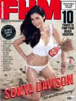 FHM Magazine [Singapore] (September 2014)