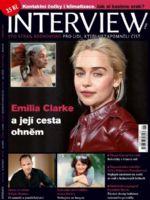 Interview Magazine [Czech Republic] (June 2019)