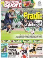 Nemzeti Sport Magazine [Hungary] (13 April 2014)