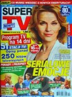 Super TV Magazine [Poland] (6 October 2017)