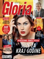 Gloria Magazine [Croatia] (4 January 2018)