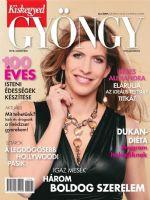 Gyöngy Magazine [Hungary] (September 2012)