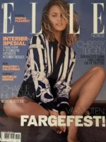 Elle Magazine [Norway] (May 2017)