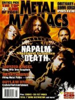 Metal Maniacs Magazine [United States] (January 2009)