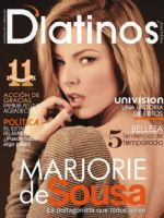D'latinos Magazine [Mexico] (November 2014)