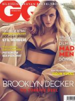GQ Magazine [Turkey] (April 2012)