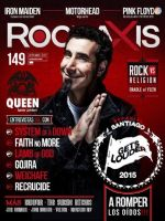 Rockaxis Magazine [Chile] (September 2015)