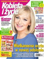 Kobieta i zycie Magazine [Poland] (April 2015)