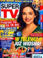 Super TV Magazine [Poland] (23 February 2018)