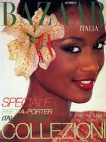 Harper's Bazaar Magazine [Italy] (August 1980)