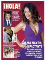 Hola! Magazine [Mexico] (27 May 2015)