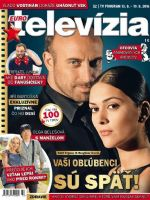 Eurotelevízia Magazine [Slovakia] (13 August 2016)