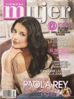 Siempre Mujer Magazine [Mexico] (August 2006)