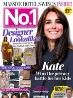 No.1 Magazine [United Kingdom] (30 October 2015)