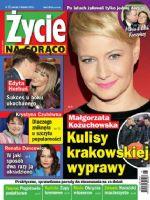 Zycie na goraco Magazine [Poland] (9 April 2015)
