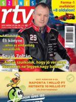 Szines Rtv Magazine [Hungary] (20 March 2017)