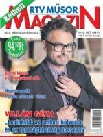Kétheti RTV Műsormagazin Magazine [Hungary] (20 May 2019)