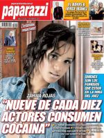 Paparazzi Magazine [Argentina] (21 March 2014)