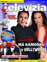Eurotelevízia Magazine [Slovakia] (18 March 2017)