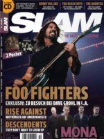 SLAM alternative music magazine Magazine [Germany] (June 2011)