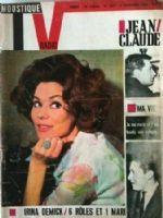Moustique Tele Radio Magazine [Belgium] (3 December 1964)