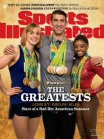 Sports Illustrated Magazine [United States] (22 August 2016)