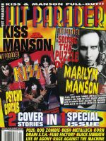 Hit Parader Magazine [United States] (February 1999)