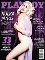 Playboy Magazine [Hungary] (May 2015)