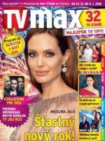 TV Max Magazine [Slovakia] (29 December 2017)