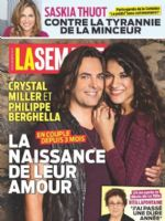 LA Semaine Magazine [Canada] (14 November 2014)