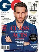 GQ Magazine [South Africa] (February 2016)