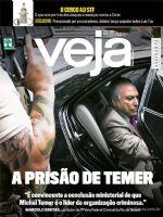 Veja Magazine [Brazil] (27 March 2019)