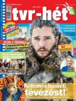 Tvr-hét Magazine [Hungary] (15 April 2019)