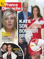 France-Dimanche Magazine [France] (27 April 2018)