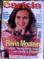 Carícia Magazine [Brazil] (25 May 1998)
