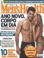 Men's Health Magazine [Brazil] (January 2012)