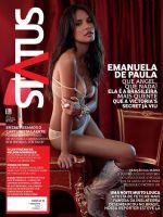 Status Magazine [Brazil] (March 2012)