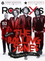 Rockaxis Magazine [Chile] (January 2016)