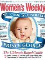 Women's Weekly Magazine [Australia] (April 2014)
