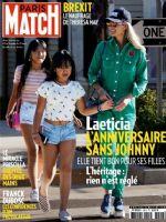 Paris Match Magazine [France] (28 March 2019)