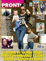 Pronto Magazine [Argentina] (14 September 2016)