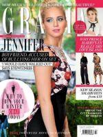 Grazia Magazine [United Kingdom] (7 August 2017)