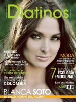 D'latinos Magazine [Mexico] (April 2013)